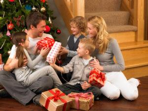 give Christmas