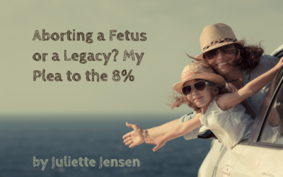 Aborting a Fetus or a Legacy? My Plea to the 8%